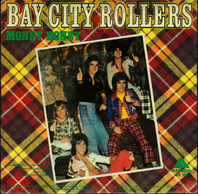 Bay City Rollers 7""