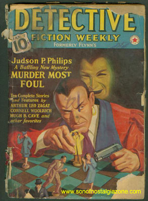 Detective Fiction Weekly January 7th, 1939