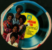 Jackson 5 Cereal Box Record