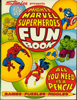 Mighty Marvel Fun Book #4