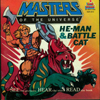 Masters of the Universe Book and Record