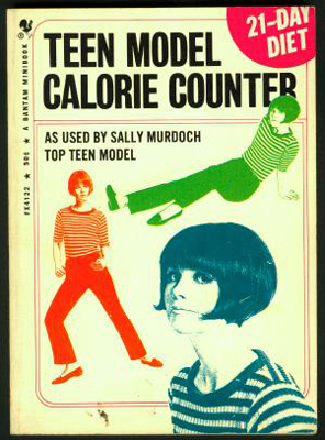 Teen Model Calorie Counter